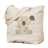 I Love You Koala Tote Bag