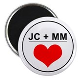 JC + MM Magnet