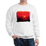 Gray Lodge Sunset Sweatshirt