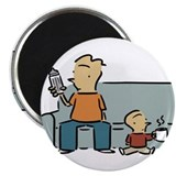 "Stay-At-Home Dad 2.25"" Magnet (10 pack)"