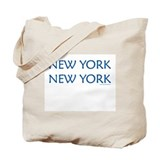 New York New York - Tote Bag