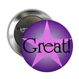"Great Award 2.25"" Button"