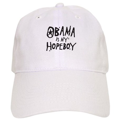 Obama is my Hopeboy Cap