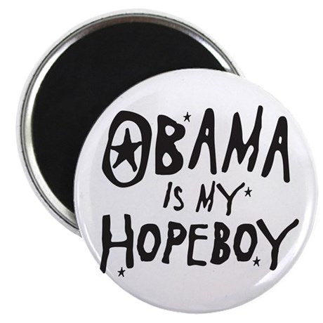 "Obama is my Hopeboy 2.25"" Magnet (10 pack)"