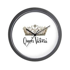 Queen Victoria Wall Clock