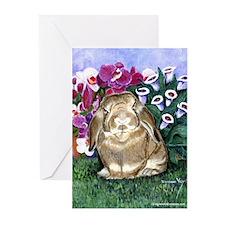 Bunny Rabbit Greeting Cards (Pk of 10)