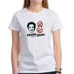 Chicks Before Dicks Women's T-Shirt