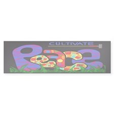 Cultivate Peace Bumper Sticker (50 pk)