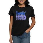 TRAVLIN' CIRCUS Women's Dark T-Shirt