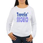 TRAVLIN' CIRCUS Women's Long Sleeve T-Shirt