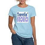 TRAVLIN' CIRCUS Women's Light T-Shirt