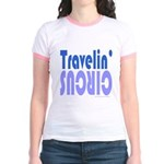 TRAVLIN' CIRCUS Jr. Ringer T-Shirt