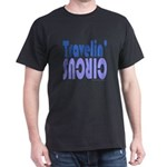 TRAVLIN' CIRCUS Dark T-Shirt