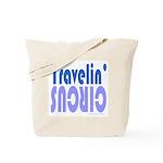 TRAVLIN' CIRCUS Tote Bag