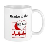 EKG Tech Coffee Mug