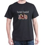 Sussex Spaniel Dad T-Shirt