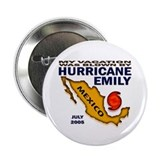 Hurricane Emily Vacation Blown Button