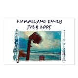 Hurricane Emily Photo Postcards (Package of 8)