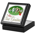 First Christmas 2005 Keepsake Box
