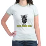 HAVE A NICE DAY Jr. Ringer T-Shirt