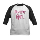 Flower Girl Wedding Party Tee