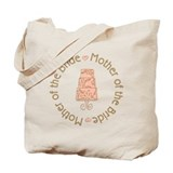 Mother of the Bride Cake Tote Bag