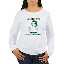 Joints: Happy Cigarettes T-Shirt