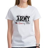 Army love my Soldier Tee