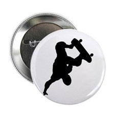 Skateboarding Button