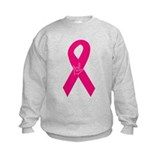 Breast Cancer Ribbon Sweatshirt