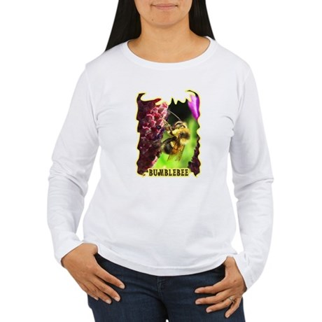 Bumblebee Women's Long Sleeve T-Shirt