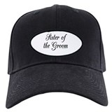 """Sister of the Groom""  Baseball-Mütze"