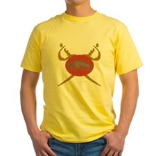 Buffalo Soldier Badge T