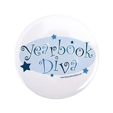 "Cute Teacher graphics 3.5"" Button (100 pack)"