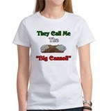 They Call Me The Big Cannoli Tee