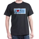 HAPPY 4OTH ANNIVERSARY TAYLOR Dark T-Shirt