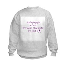 Relaying for a Cure Sweatshirt