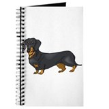Cute Dachshund items Journal