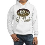 I Skate Hooded Sweatshirt