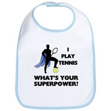 Tennis Superpower Bib