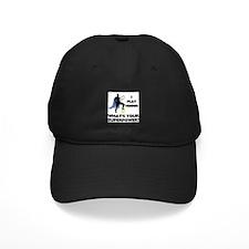 Tennis Superpower Black Cap