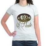I Skate Jr. Ringer T-Shirt