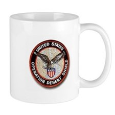 Operation Desert Shield.. Mug