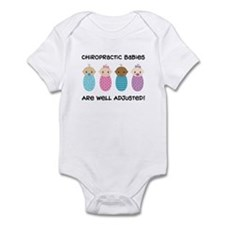 Chiropractic Babies Infant Bodysuit