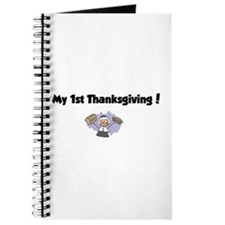 Cute My 1st turkey day Journal