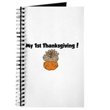 Funny My 1st turkey day Journal