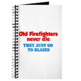 Cool Fireman Journal