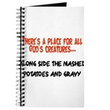 There's a place for all God's creatures Journal