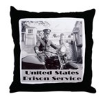 USPS Throw Pillow