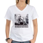 USPS Women's V-Neck T-Shirt